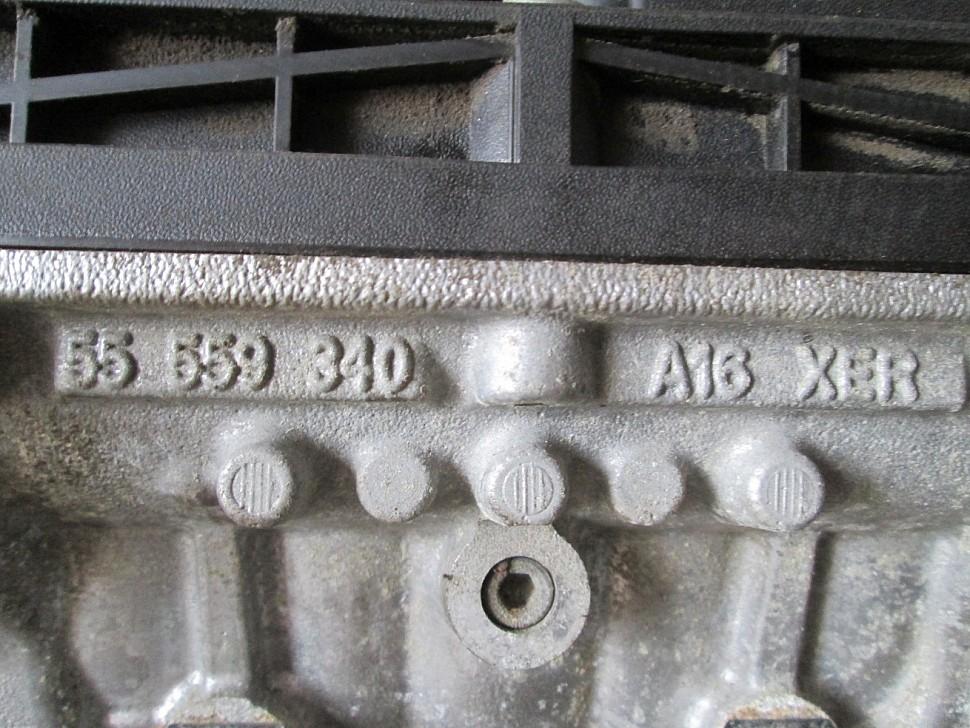 Маркировка ГБЦ двигателя F14D4