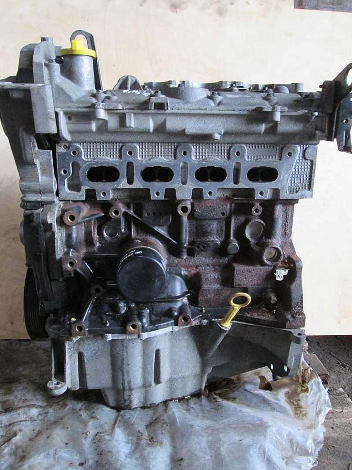 Двигатель K4M Рено Меган 2