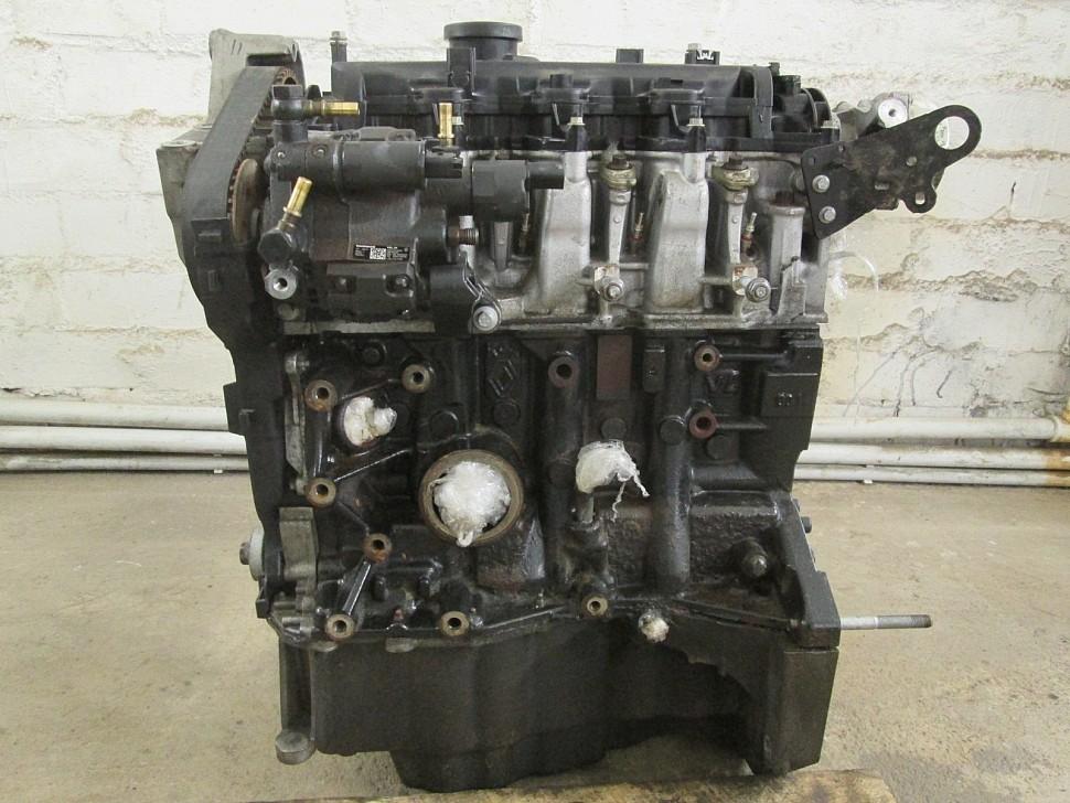Двигатель K9K с ТНВД