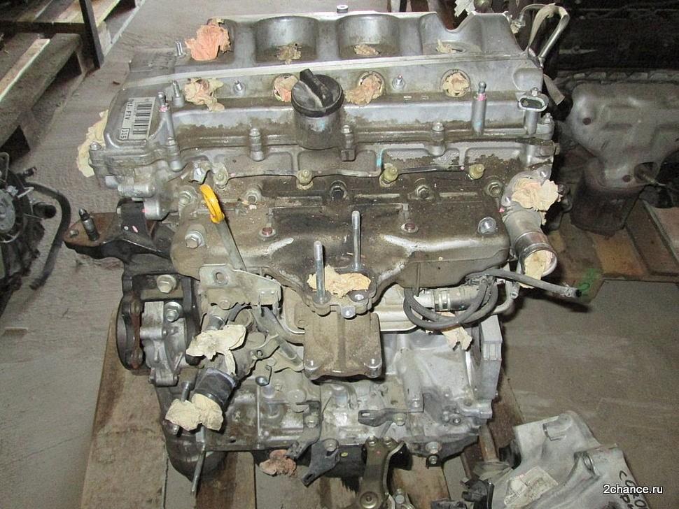 Двигатель тойота дизель 2.2