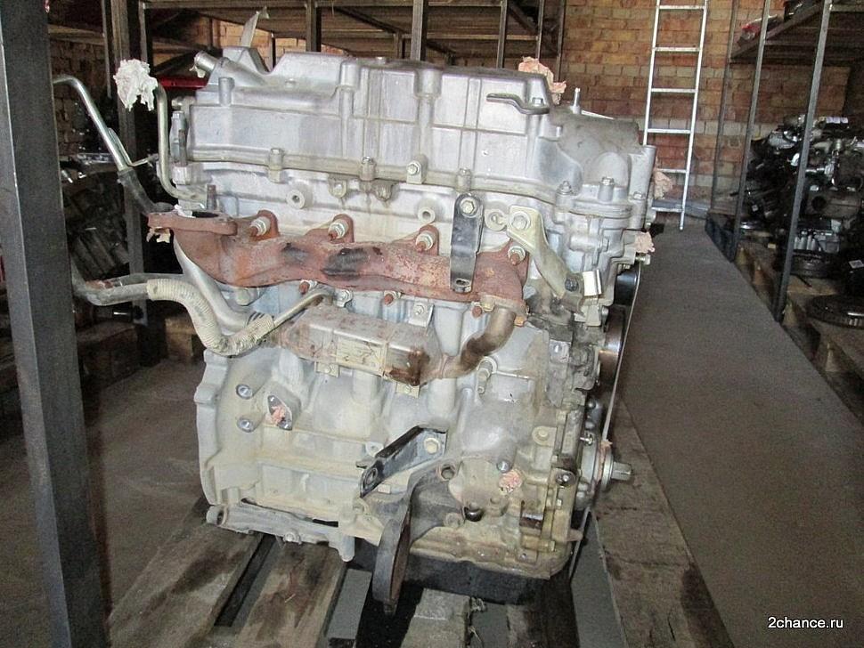 двигатель тойота 2AD-FTV