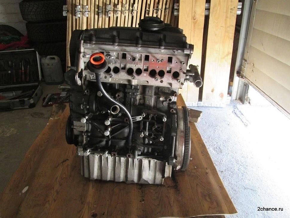Двигатель ECD 2.0 турбодизель
