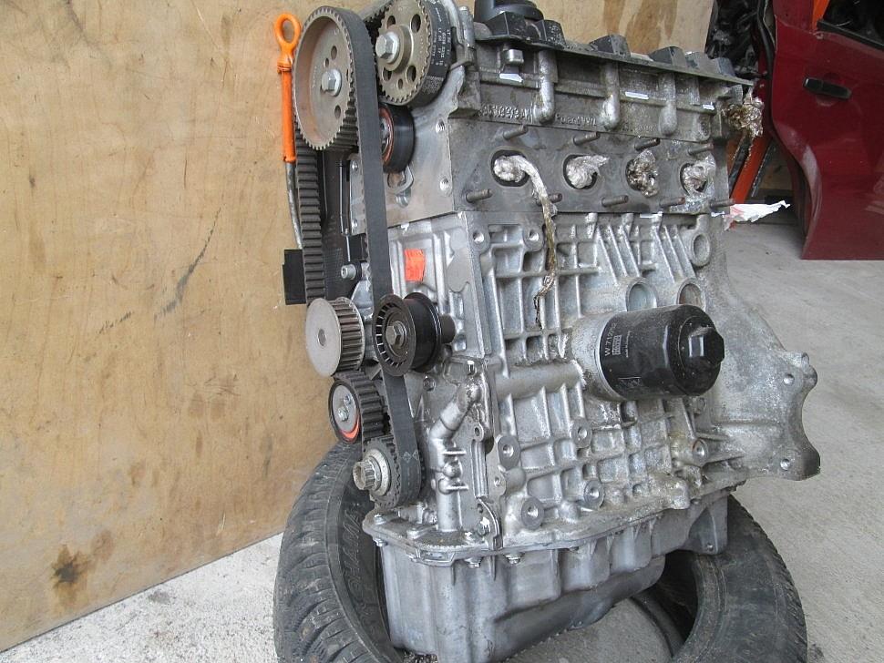 Механизм ГРМ двигателя BCA