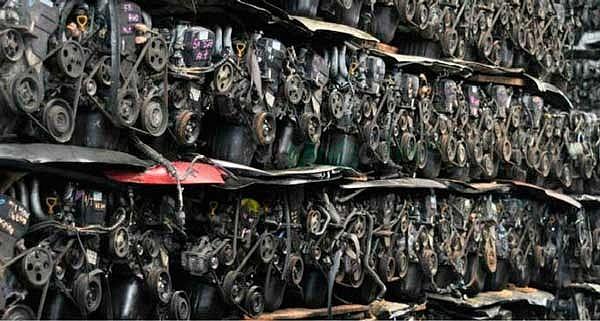 Фото контрактных двигателей