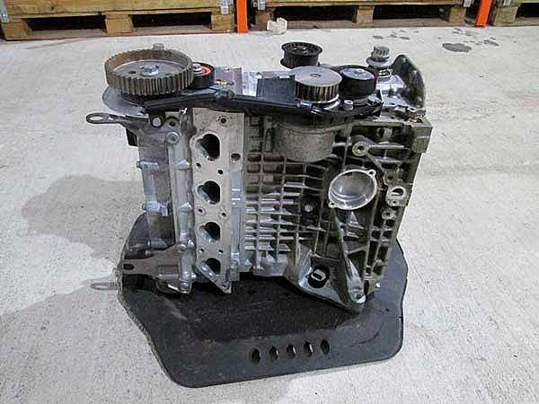 Контрактный двигатель VW Polo