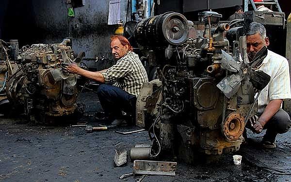 Контрактные двигатели Индия