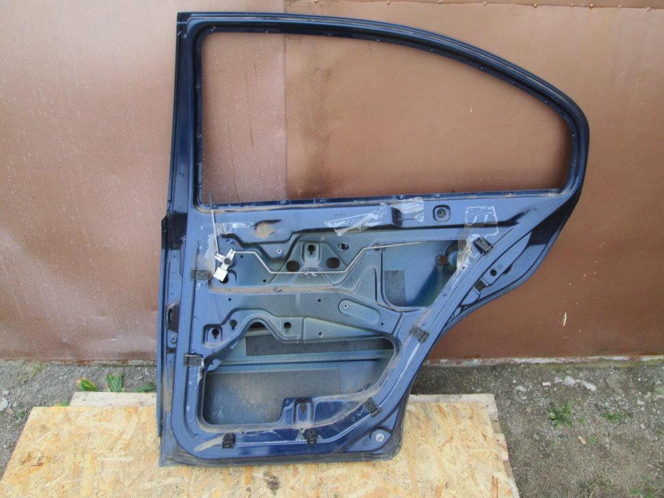 задняя дверь skoda octavia (a4 1u-)