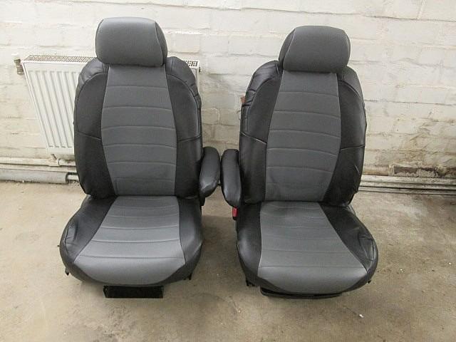 Передние сиденья Ситроен С5