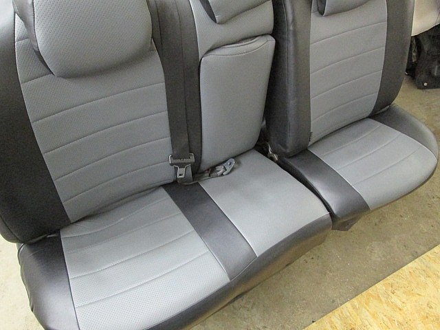 Задние сиденья Ситроен С5